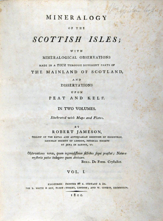 Jameson, Robert (1800)