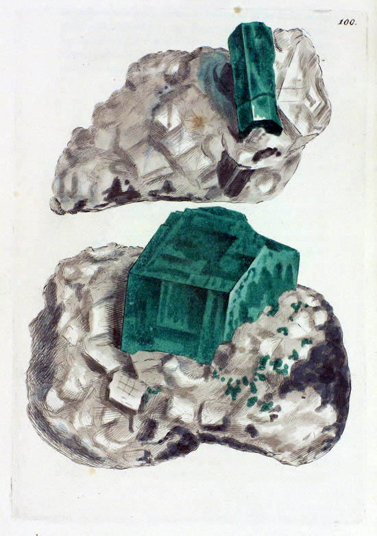 Sowerby, James (1811-1817), Exotic Mineralogy